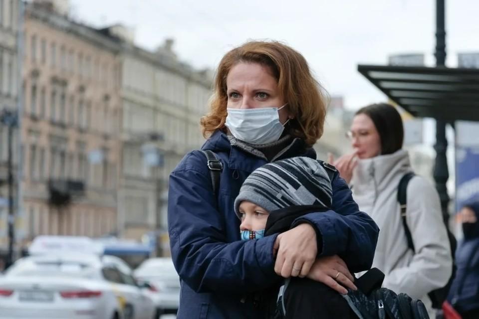 """""""Комсомолка"""" собрала последние новости о коронавирусе в Санкт-Петербурге на 21 октября 2020 года."""