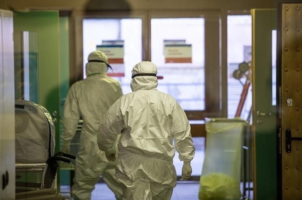 Новые случаи заражения коронавирусом в России на 21 октября 2020
