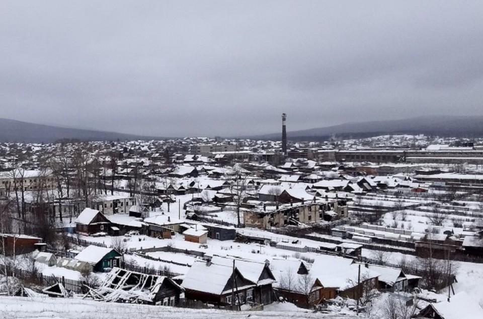 Поселок Баранчинский. Фото: Лев Истомин