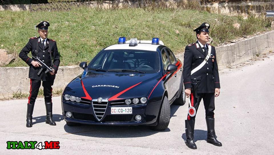 Итальянские полицейские оштрафовали гражданку Молдовы на крупную сумму (Фото: Italy4.me).