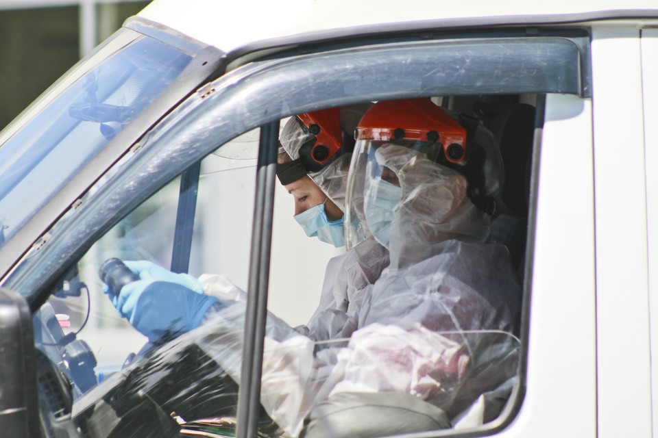 В службу скорой помощи Челябинска придут работать студентки Аргаяшского медицинского училища.