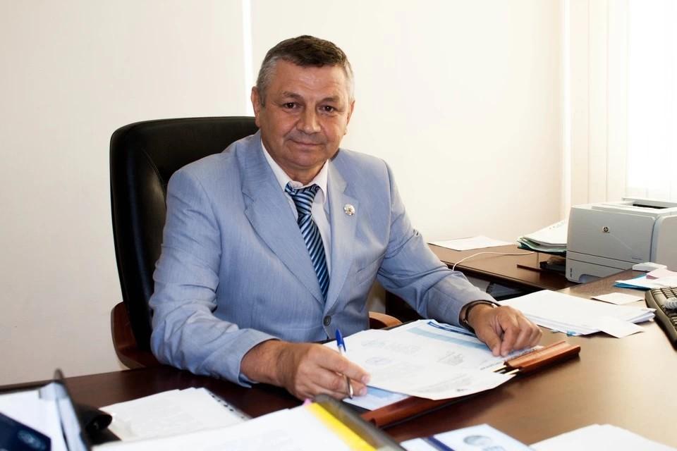 Министр образования ДНР Михаил Кушаков