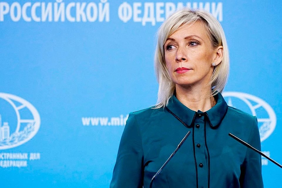 Захарова призвала россиян воздержаться от зарубежных поездок из-за пандемии