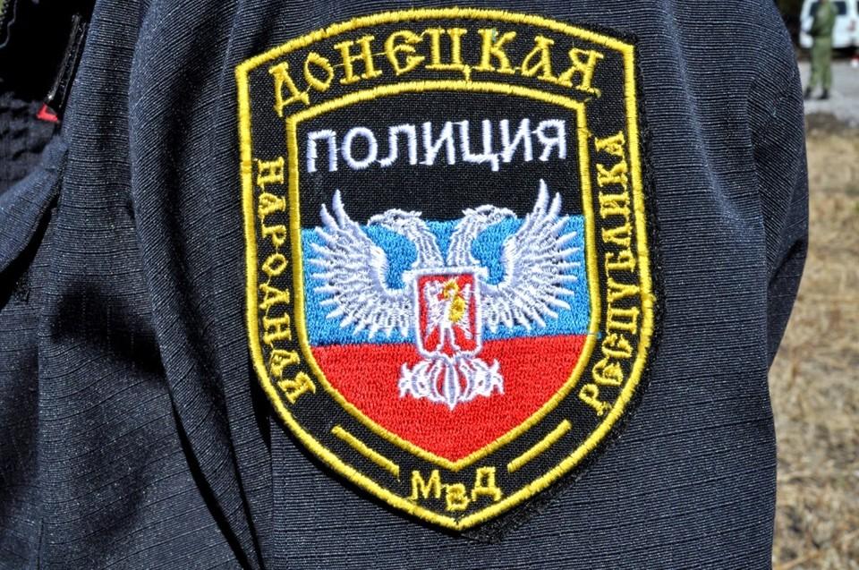 В Торезе задержали вора, который уснул на месте преступления. Фото: МВД ДНР
