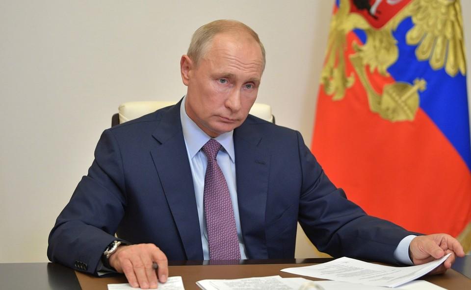 Президент РФ оценил роль Вашингтона на мировой политичекой арене.