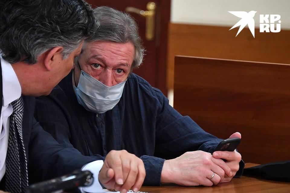 Судья вынесла актеру приговор 7 лет 6 месяцев колонии общего режима.