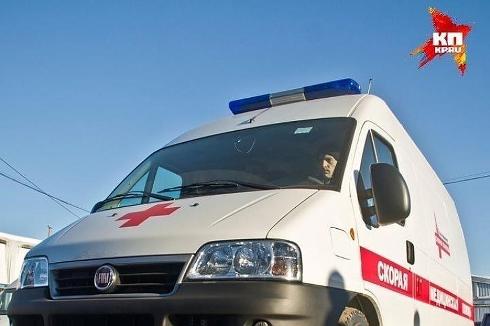 Пешеход получила травмы в ДТП в Твери