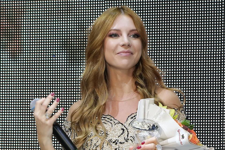 Певица Наталья Подольская.