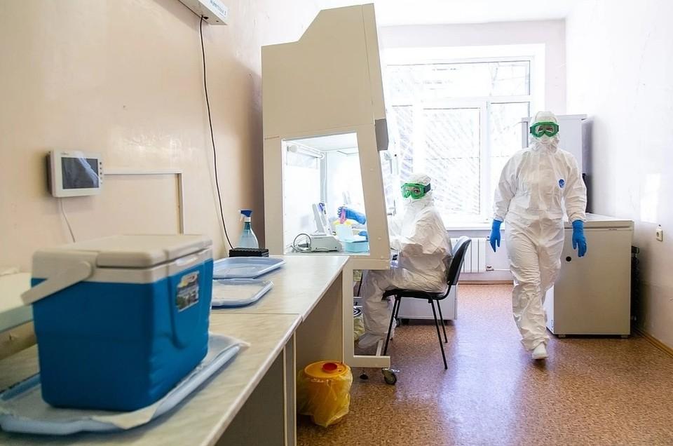 За все время коронавирус в ДНР диагностировали у 5735 жителей
