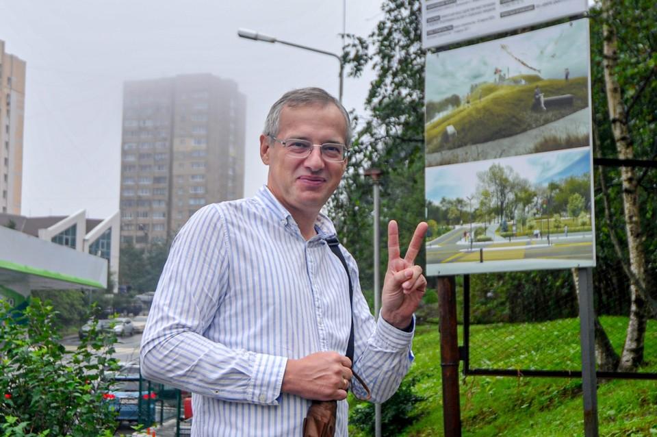 Гештальт миллиардера: Нагорный парк подарят Владивостоку к следующему Дню города