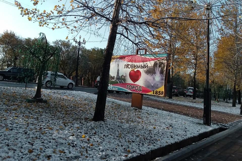 Обстановка в Хабаровском крае 25 октября 2020: погода, радиационный фон, заболеваемость
