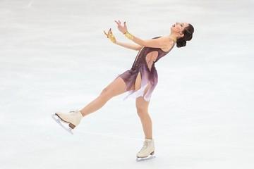Елизавета Туктамышева рассказала, когда поставит в программу четверной прыжок