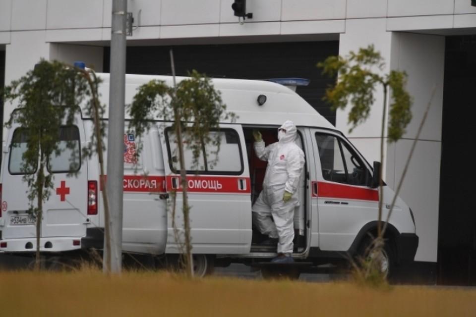 Три пациента с коронавирусом скончались в Кузбассе за минувшие сутки