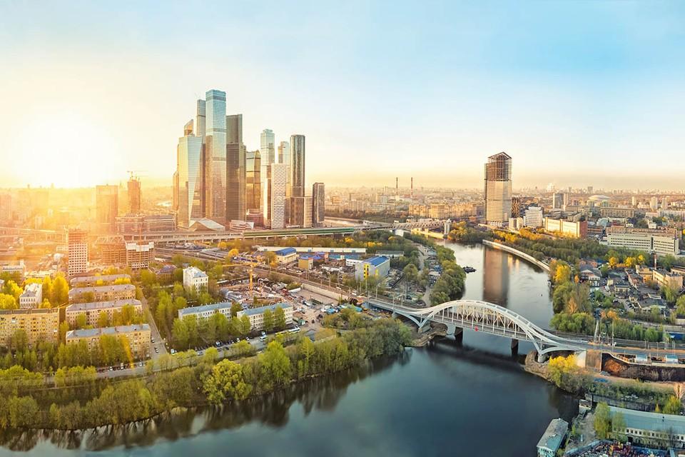 Российская столица опередила Токио, Мадрид, Рим и Дубай