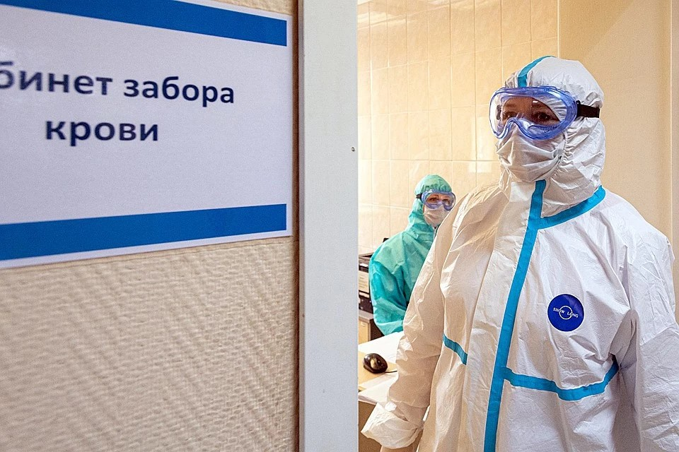 В больницах лечатся 1613 пациентов, дома на карантине находятся 5824 жителя Пермского края.