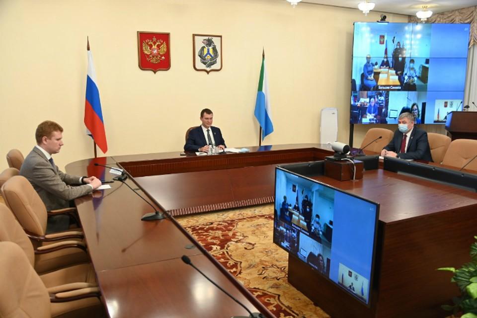 Скоростной интернет стал доступен жителям села Большие Санники в Ульчском районе