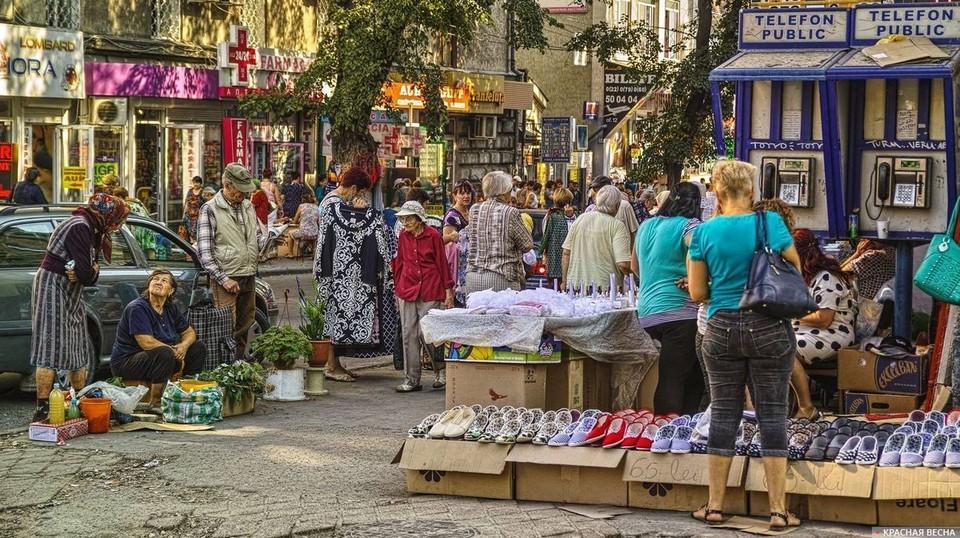 В Кишиневе будут конкретные места для торговли. Фото: rossaprimavera.ru