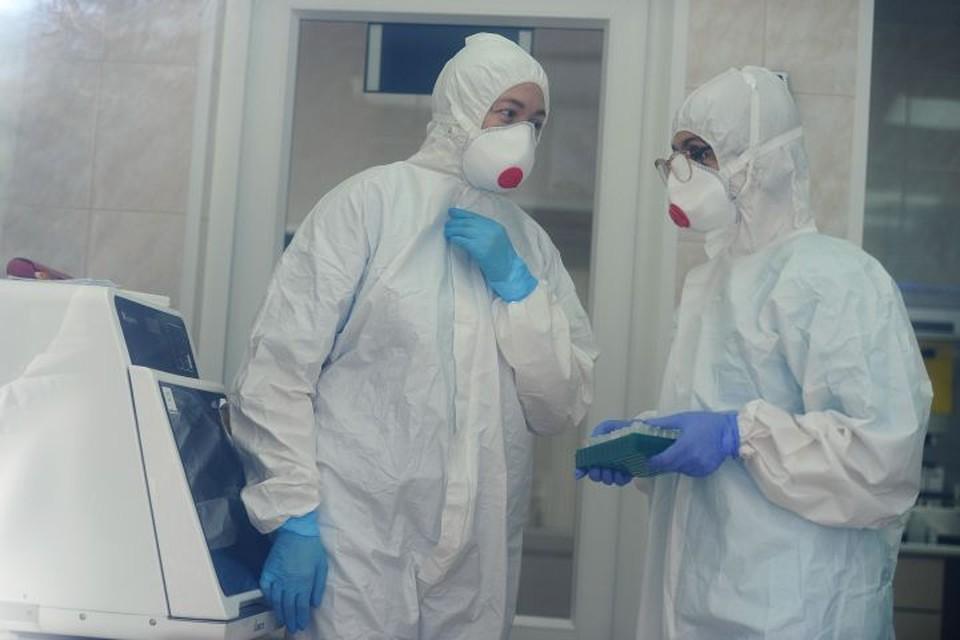 За сутки в Свердловской области было проведено еще 22 129 исследований проб на коронавирус.