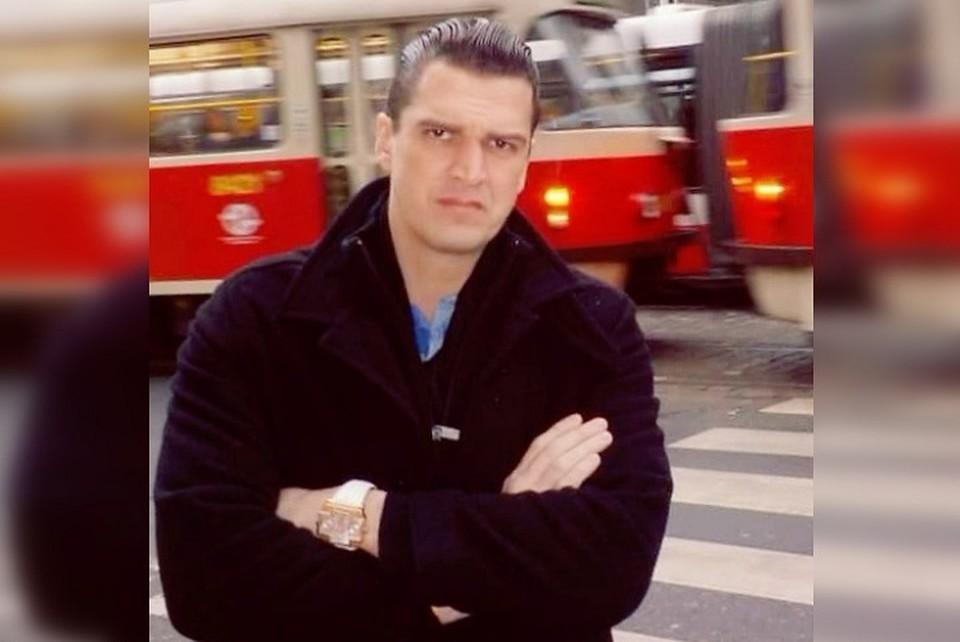 """Сейчас Эдуардо Фаузи находится в СИЗО Екатеринбурга. Фото: страница героя публикации во """"Вконтакте"""""""