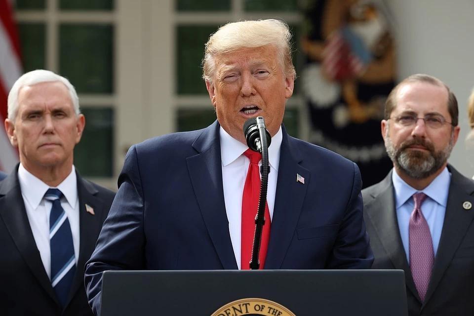 Трамп обвинил Россию в зависти военной мощи США