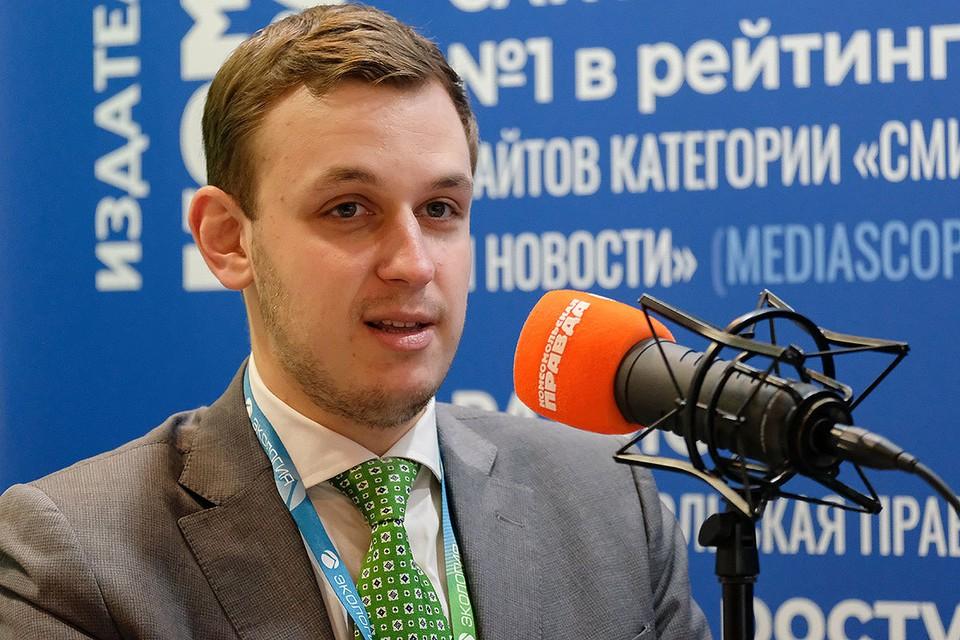 Депутат Госдумы Василий Власов.