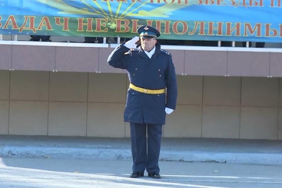 Роман Борсук официально вступил в должность. Фото: ТКР.