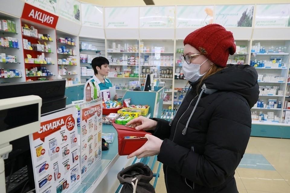 Минздрав Кузбасса: двухмесячный запас лекарств смели с прилавков за неделю