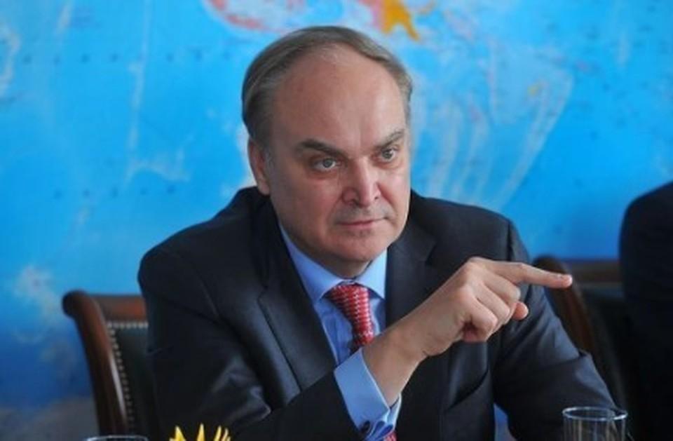 Посол России в США призвал не нагнетать гонку ракетных вооружений