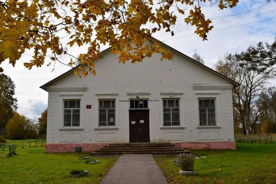 В Духовщинском районе отремонтировали Дом культуры. Фото: smolensk.er.ru.