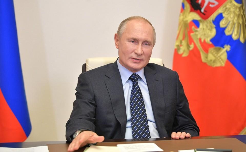 Путин оценил уровень бедности в стране.