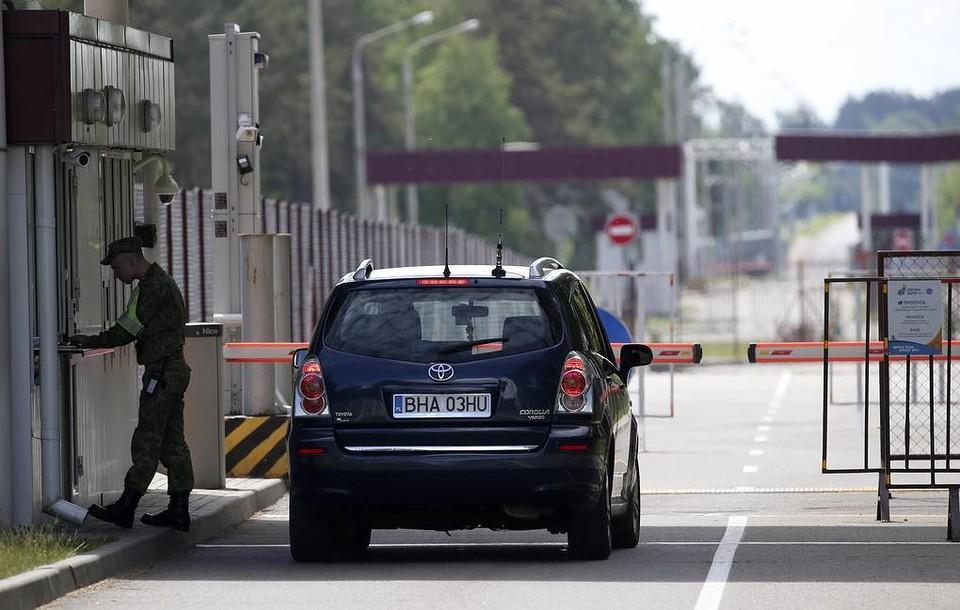 Белоруссия ограничила въезд гражданам Украины, Латвии, Литвы и Польши. Фото:Наталия Федосенко/ТАСС.