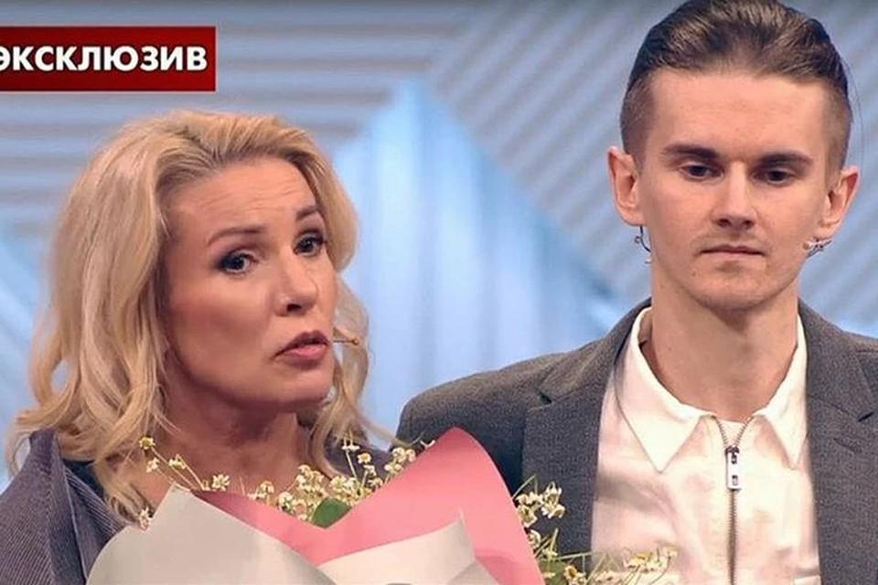 Ирина Лобачева уверяла, что Иван Третьяков бил ее. Фото: кадр видео.