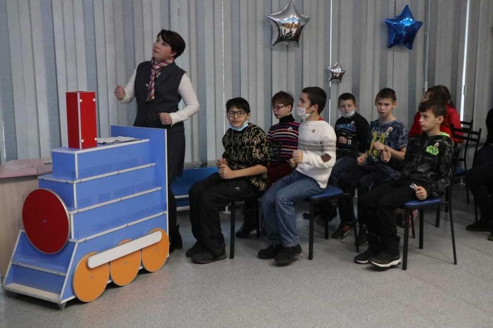 Центральная детская библиотека имени Гольцмана приглашает детей в увлекательное литературное путешествие. Фото: Центральная детская библиотека имени Гольцмана