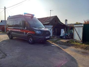 В Тамбовской области задержали мужчину, который поджег дом с супругой и тремя детьми