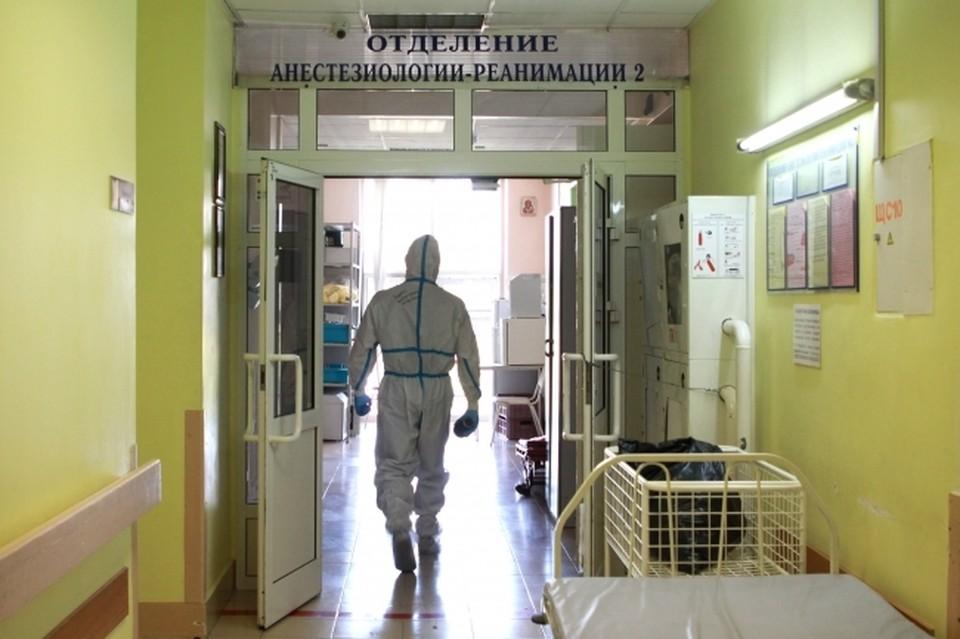 В Волгоградской области уже более 20 тысяч человек подхватили коронавирус