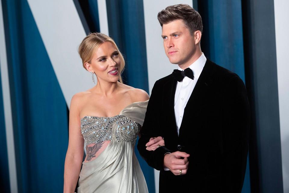 Тайная свадьба в узком кругу: Скарлетт Йоханссон вышла замуж в третий раз