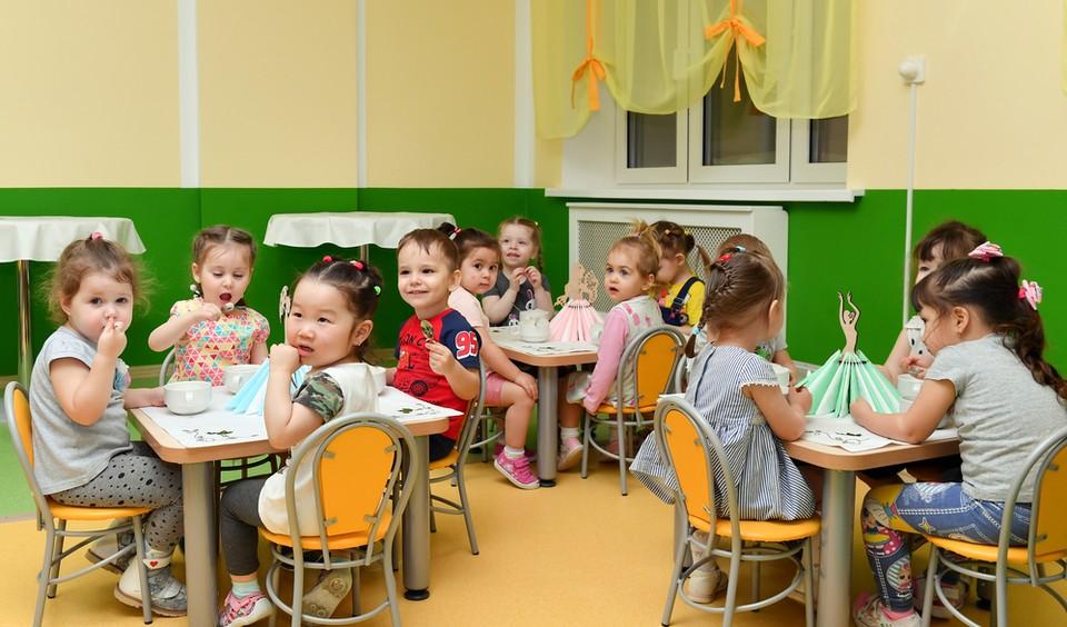 На Ямале открылась запись малышей в новые детские сады