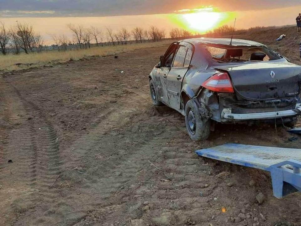 В ДТП погиб 27-летний водитель
