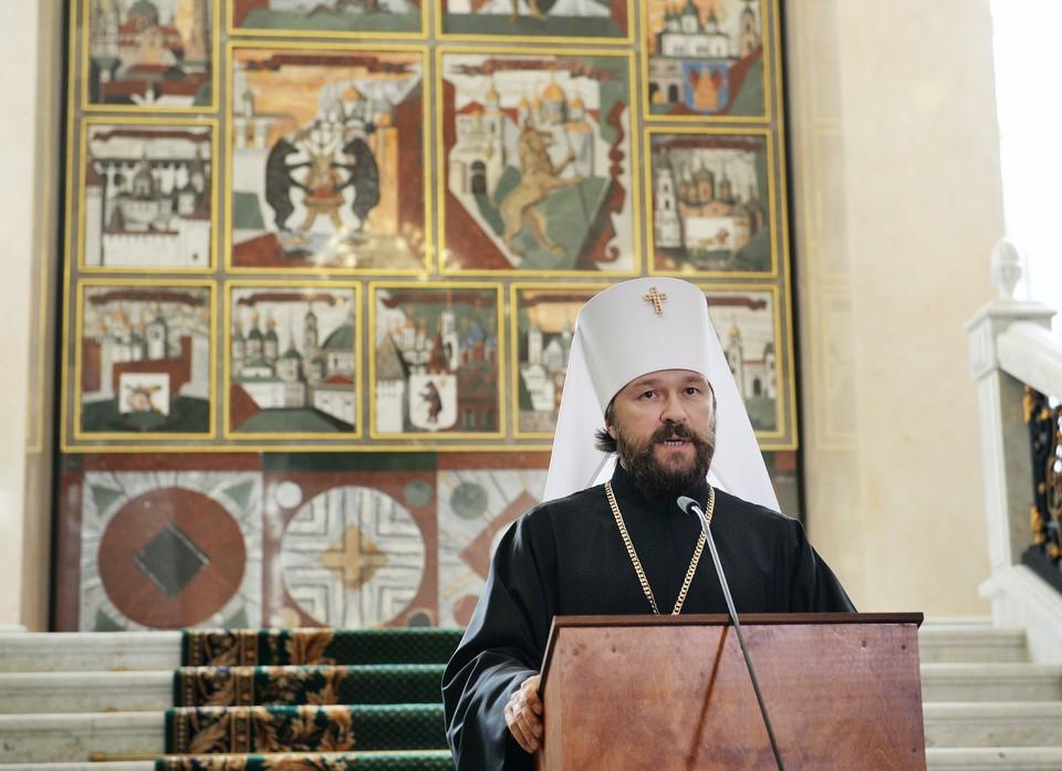 Иерарх русской церкви высказал мнение, что священные книги традиционных религий не должны иметь возрастных ограничений.