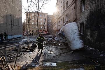 В горбольнице Челябинска, где прогремел взрыв, закроют ковидное отделение