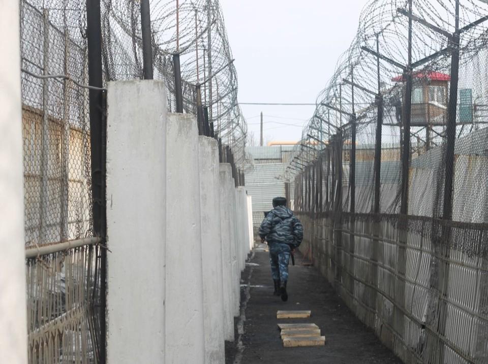 """Сокамерники били и унижали заключенного. Фото: Архив """"КП""""."""