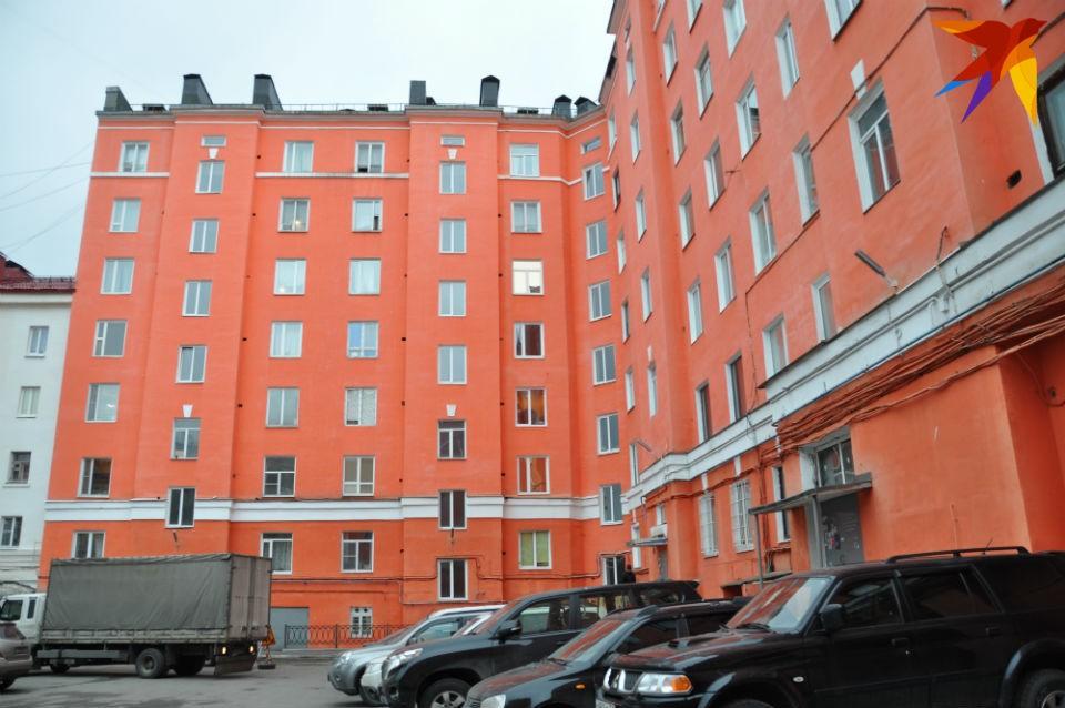 Дом №70 на проспекте Ленина в Мурманске признан объектом культурного наследия.