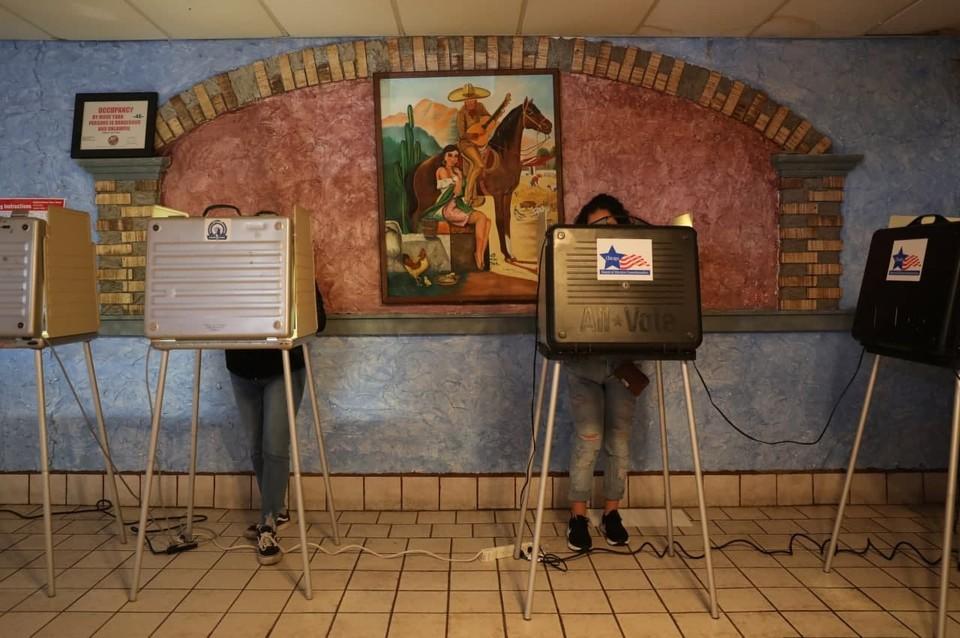 В США скоро озвучат результаты выборов президента