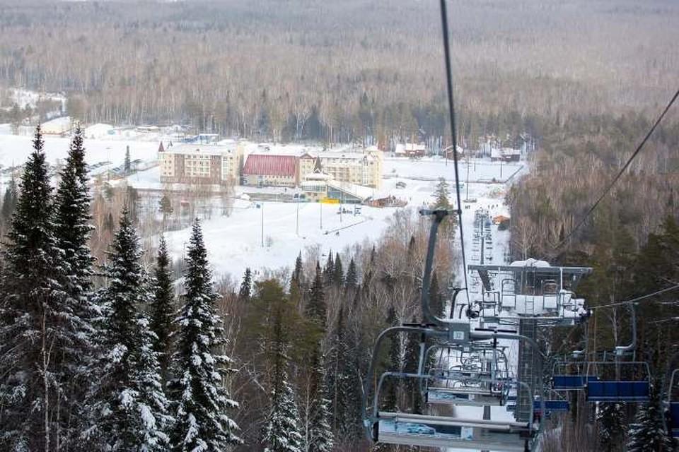Власти Кузбасса рассказали, как будут работать горнолыжные курорты в условиях пандемии. Фото: Пресс-служба АПК