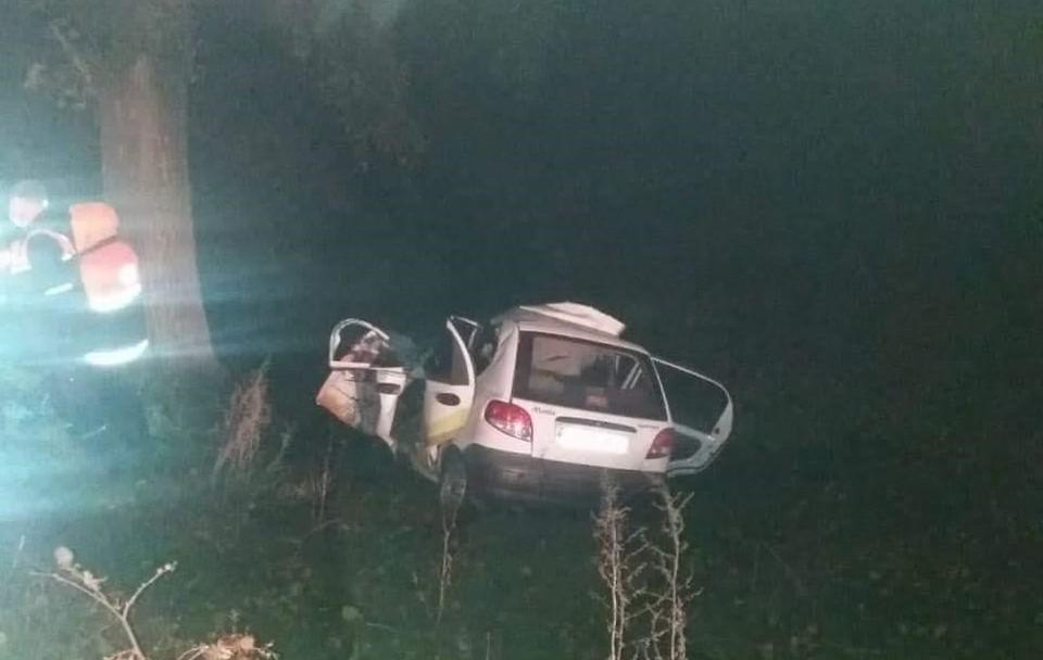 В аварии погибли два человека (Фото: полиция).