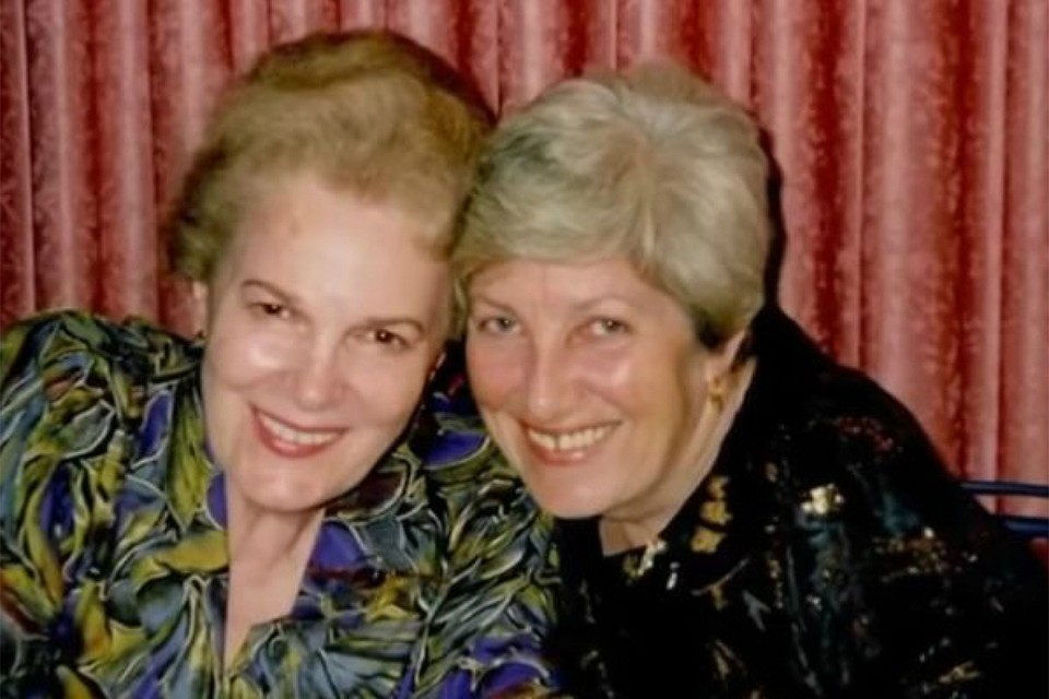 Сестра Элины Быстрицкой София Шегельман живет в Израиле. Фото: Личный архив