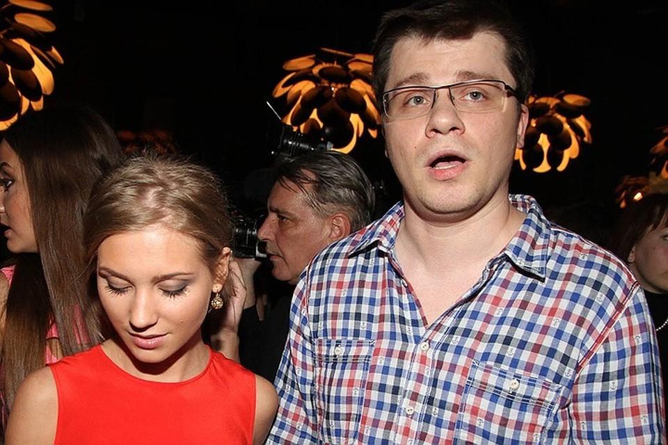 Гарик Харламов и Кристина Асмус официально развелись 29 октября 2020 года