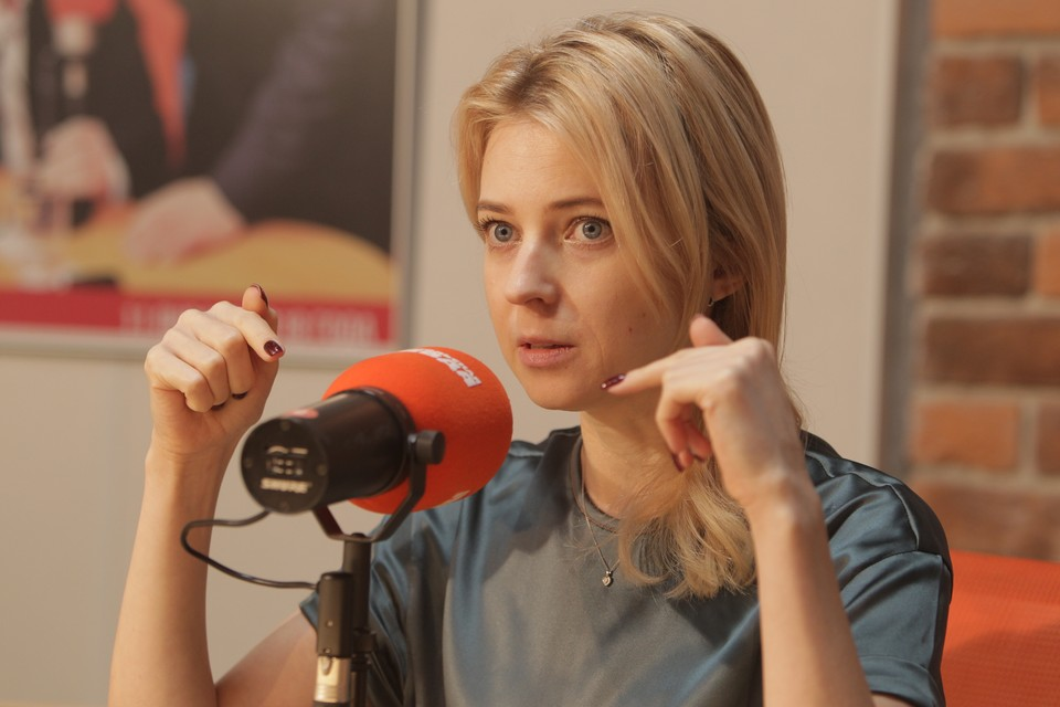 Наталья Поклонская рассказала о работе с Леонидом Слуцким.
