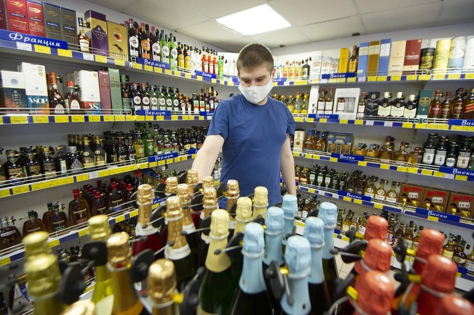 В России вырастут минимальные цены на водку, коньяк и шампанское