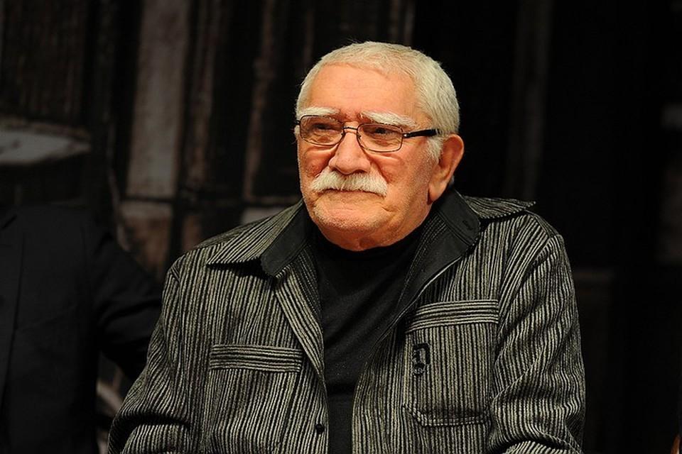 Армен Джигарханян ушел на 86-ом году жизни
